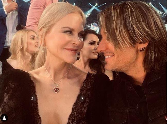 Nicole Kidman e Keith Urban festeggiano l'anniversario di nozze: