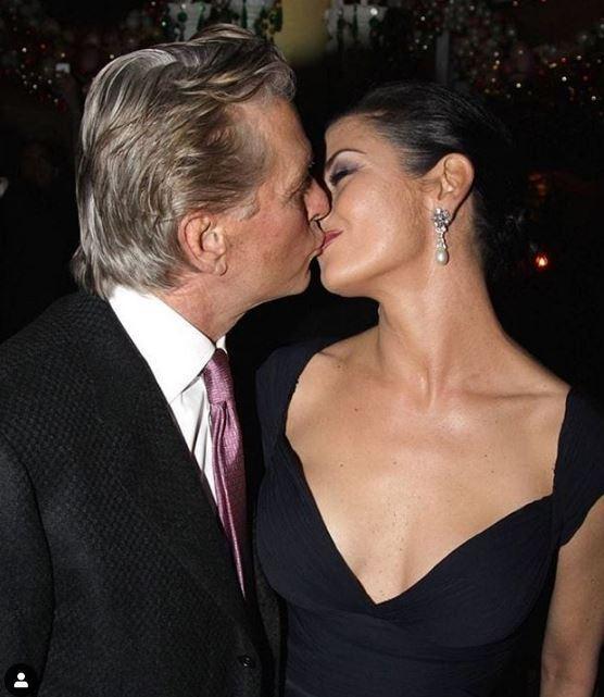 Michael Douglas e Catherine Zeta-Jones, tra le più longeve coppie di Hollywood