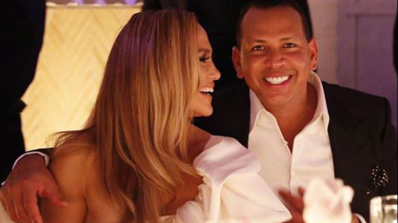Jennifer Lopez e Alex Rodriguez celebrano il loro amore: festa di fidanzamento a Los Angeles