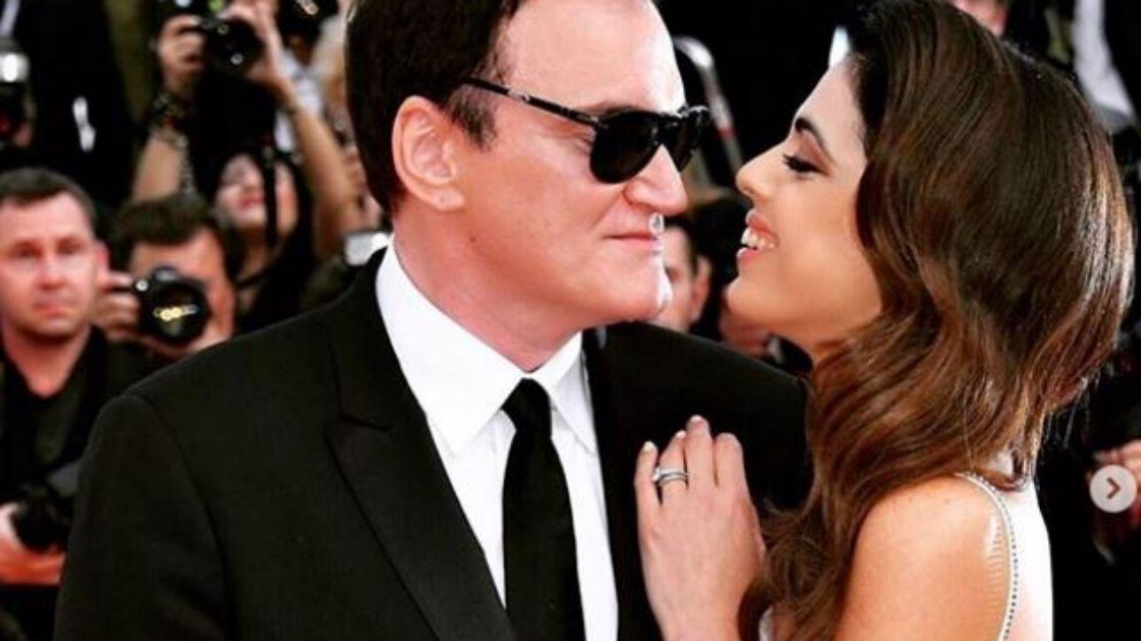 Quentin Tarantino diventerà papà per la prima volta a 56 anni
