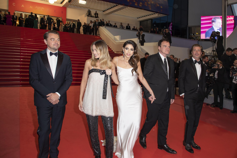 Cannes 2019, red carpet di lusso per Tarantino e il suo