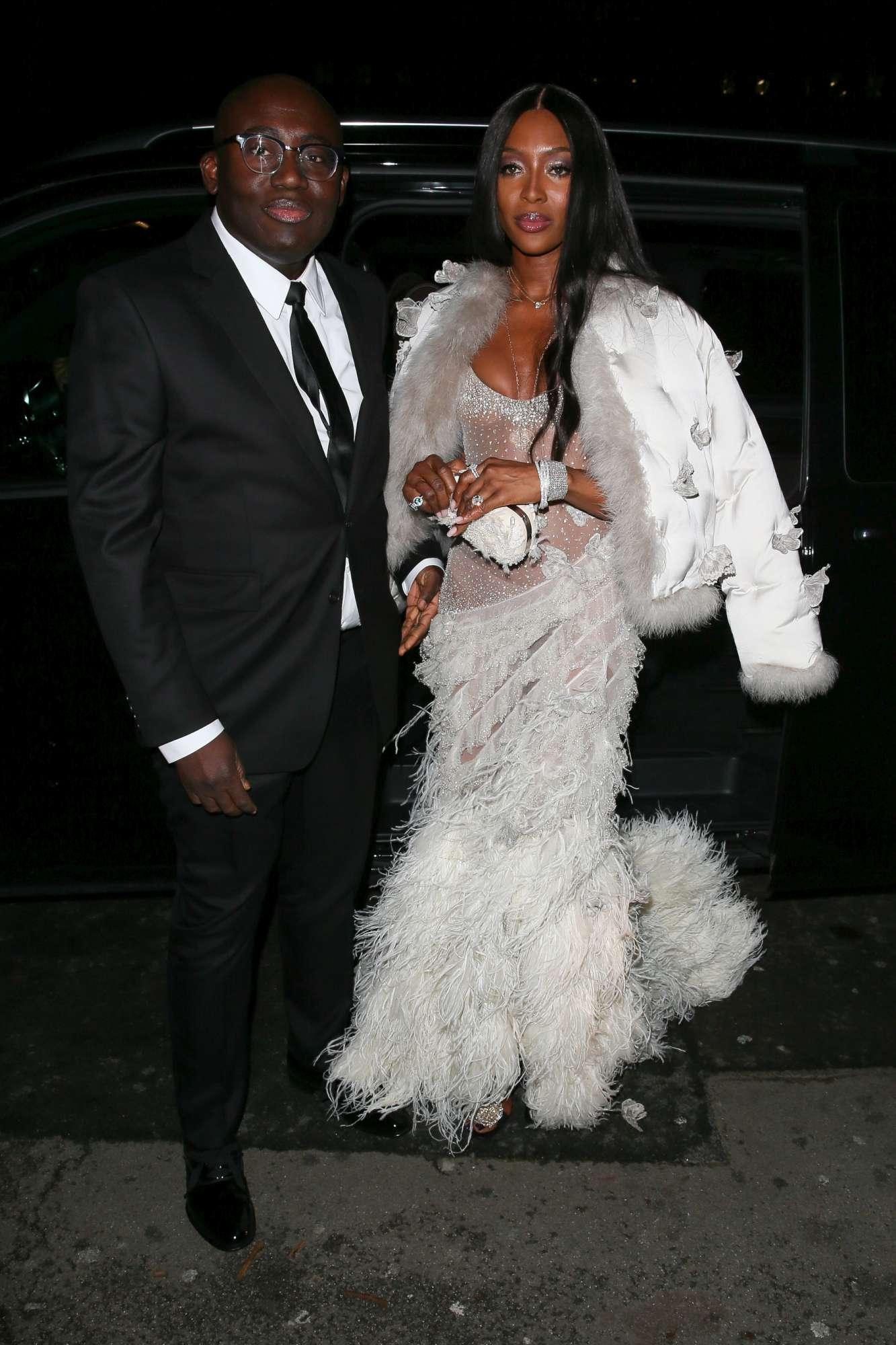 Naomi al party con Liam Payne: stanno insieme da un mese, ma li separano 23 anni