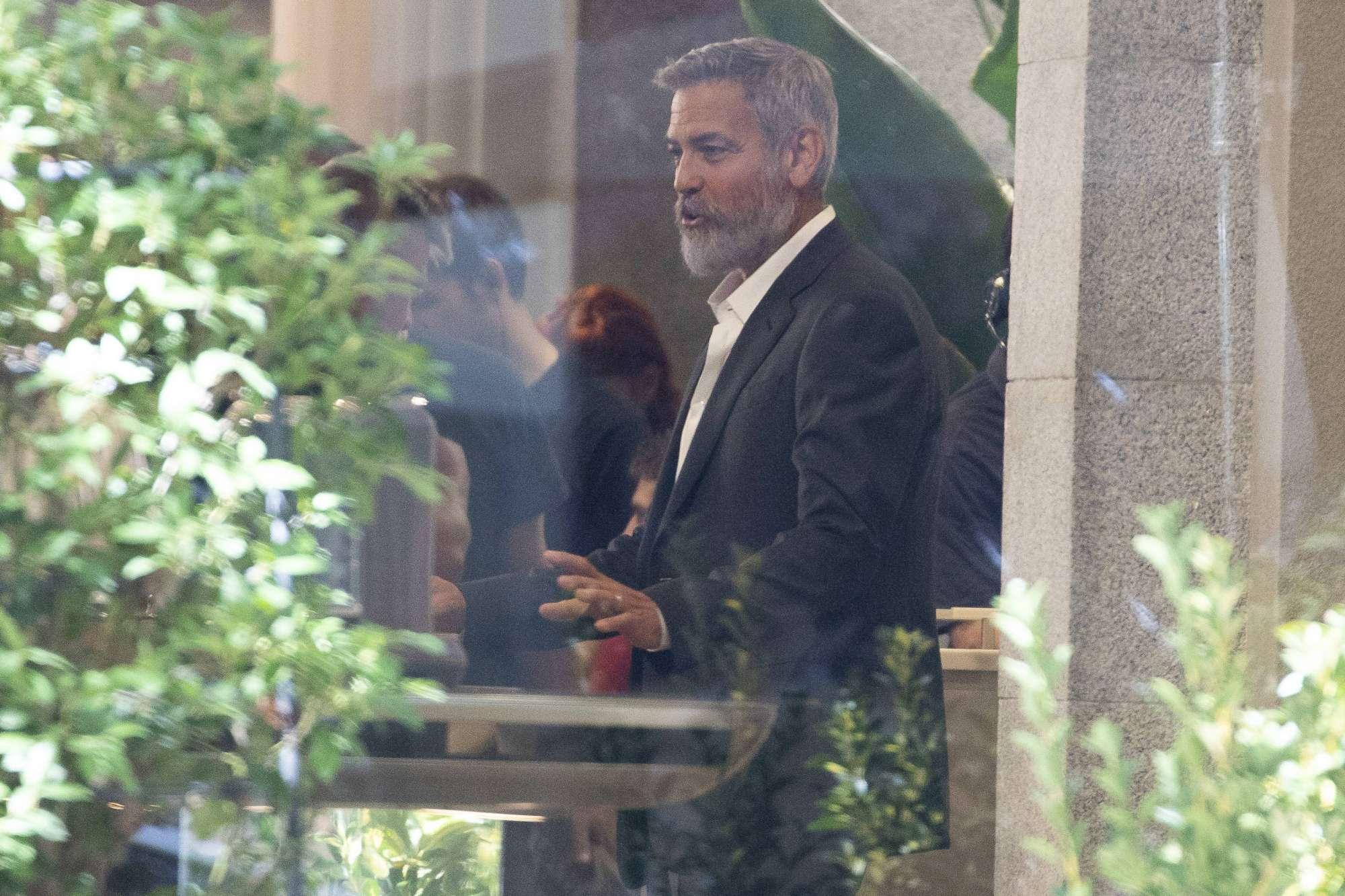 George Clooney sempre più