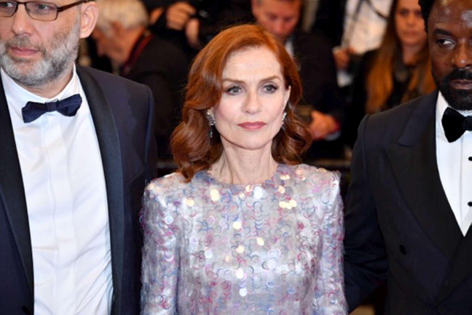 Cannes 2019, il red carpet del settimo giorno: da Isabelle Huppert a Willem Dafoe