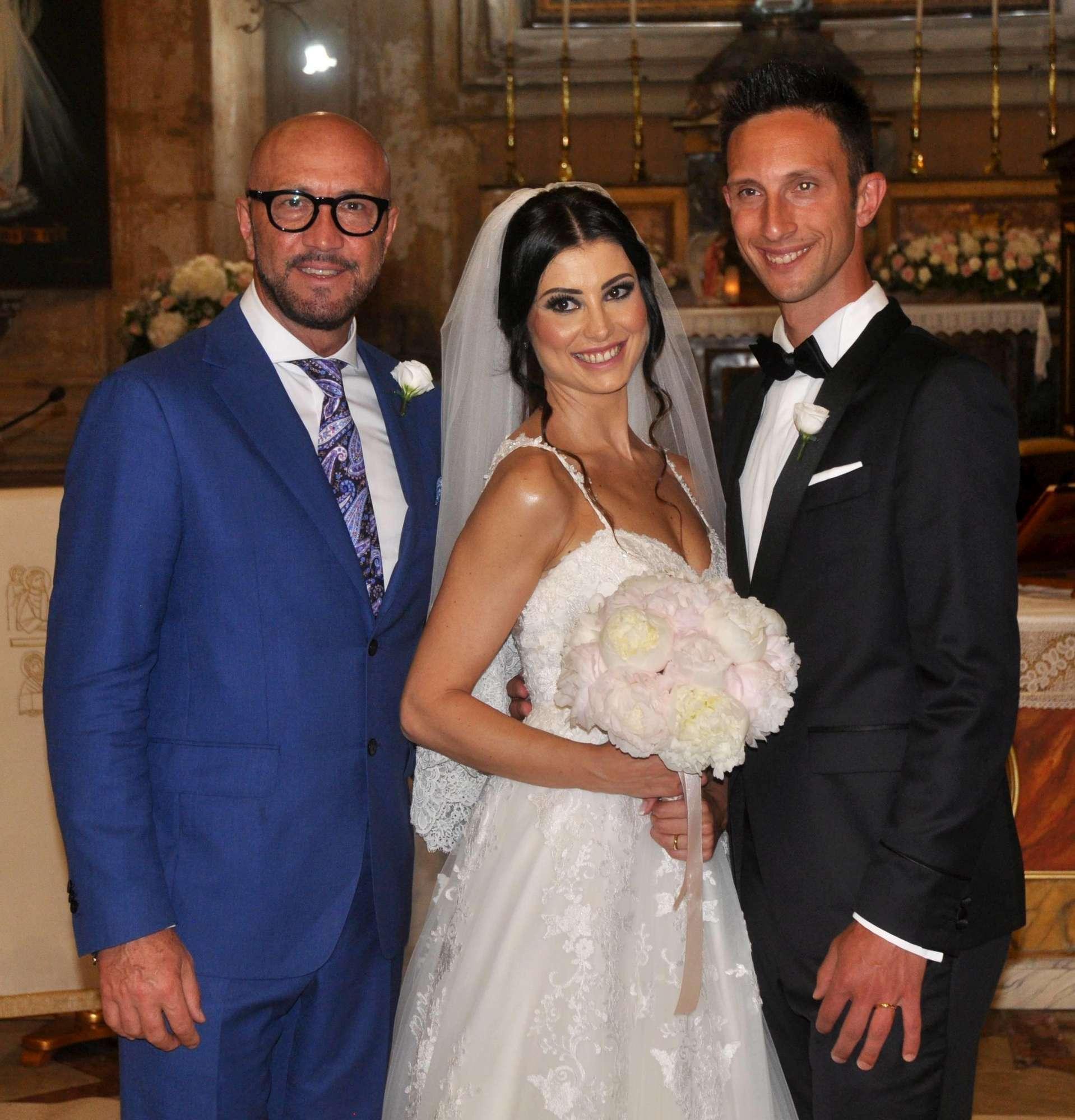 Zenga si sposa, nozze a Palermo per il primogenito dell'ex portiere