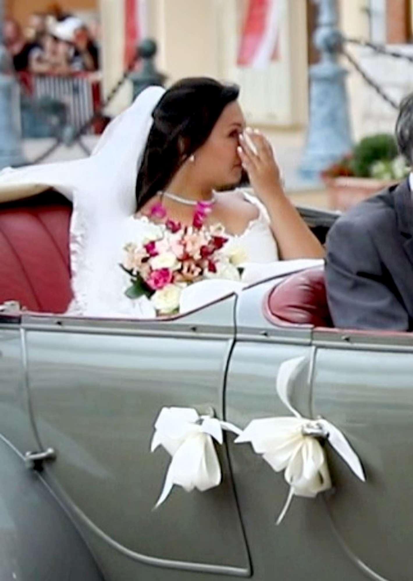 Louis Ducret si è sposato: ecco le nozze con le principessine di Monaco