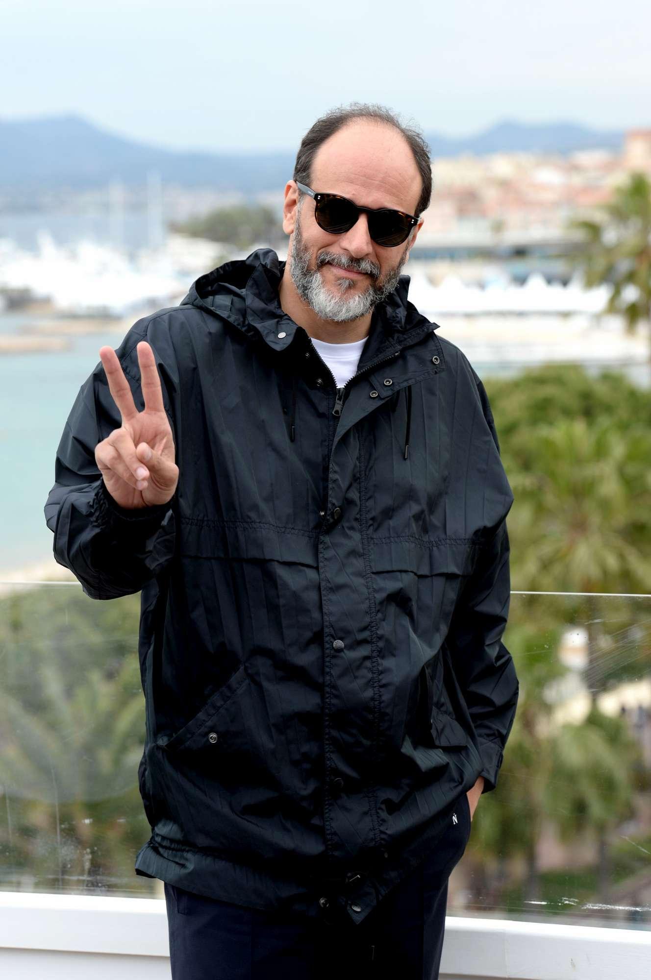 Luca Guadagnino presenta a Cannes