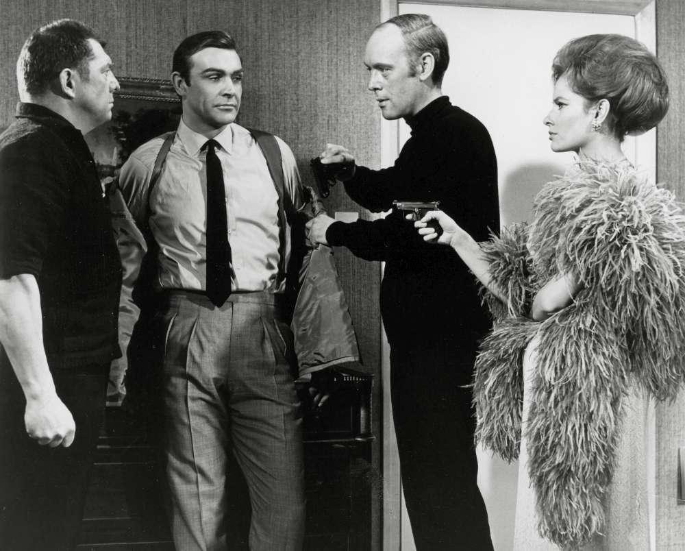 Sean Connery, leggenda del cinema: guarda le sue foto