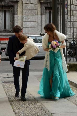 Alessandro Cattelan e Ludovica Sauer si sono sposati