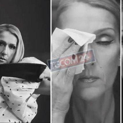 Celine Dion si mostra senza trucco nel video del nuovo singolo: