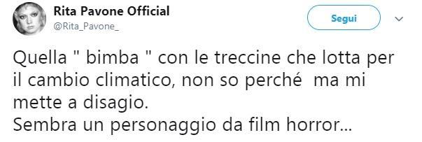 Rita Pavone su Twitter: