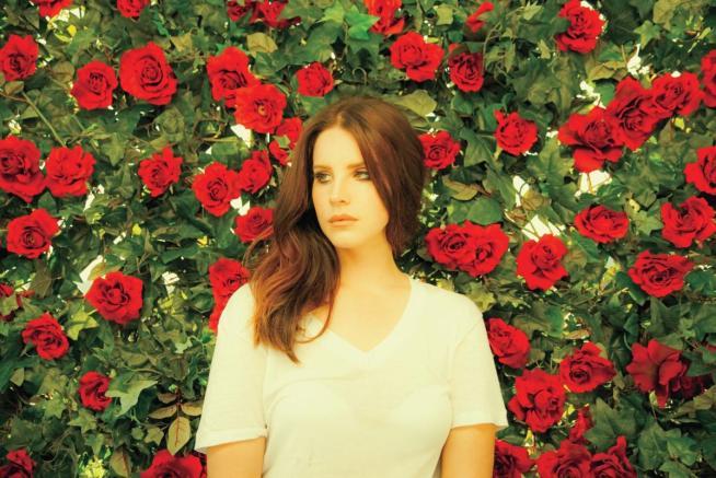 Lana Del Rey shock: