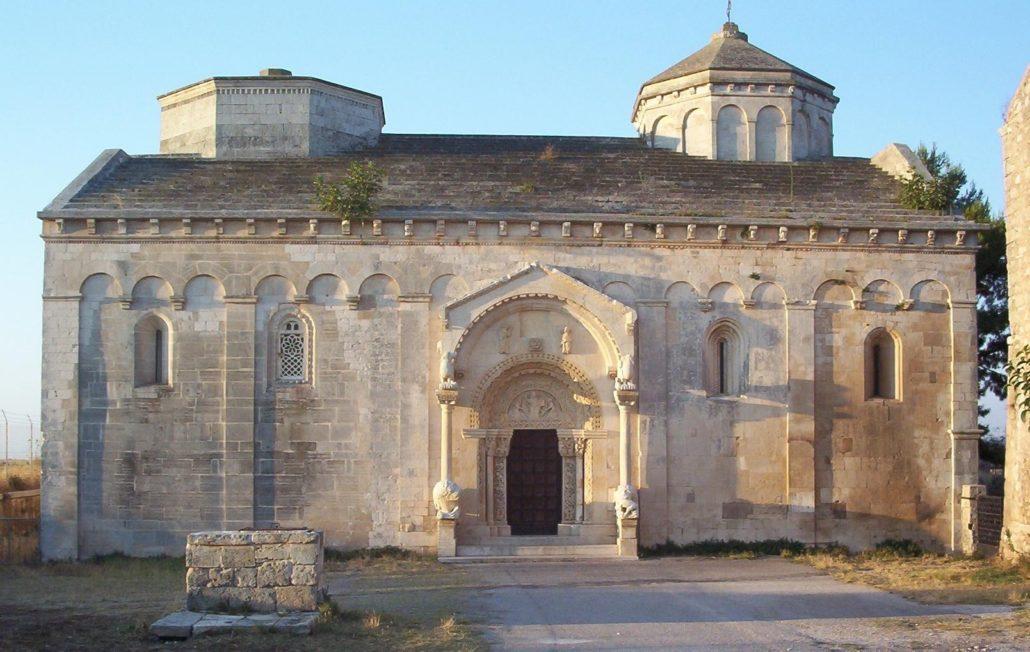 Puglia: il solstizio nell'antica abbazia di San Leonardo