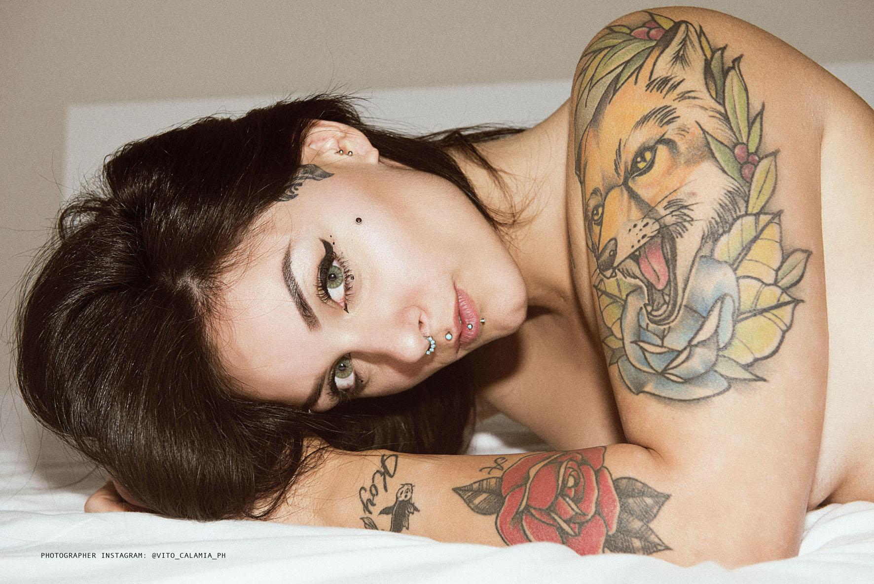 Tatuaggi: il corpo come una tela