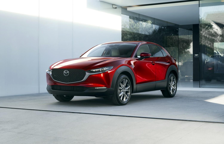 Mazda lancia l'operazione CX-30
