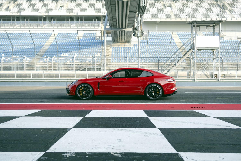 In casa Porsche la sportività domina sempre