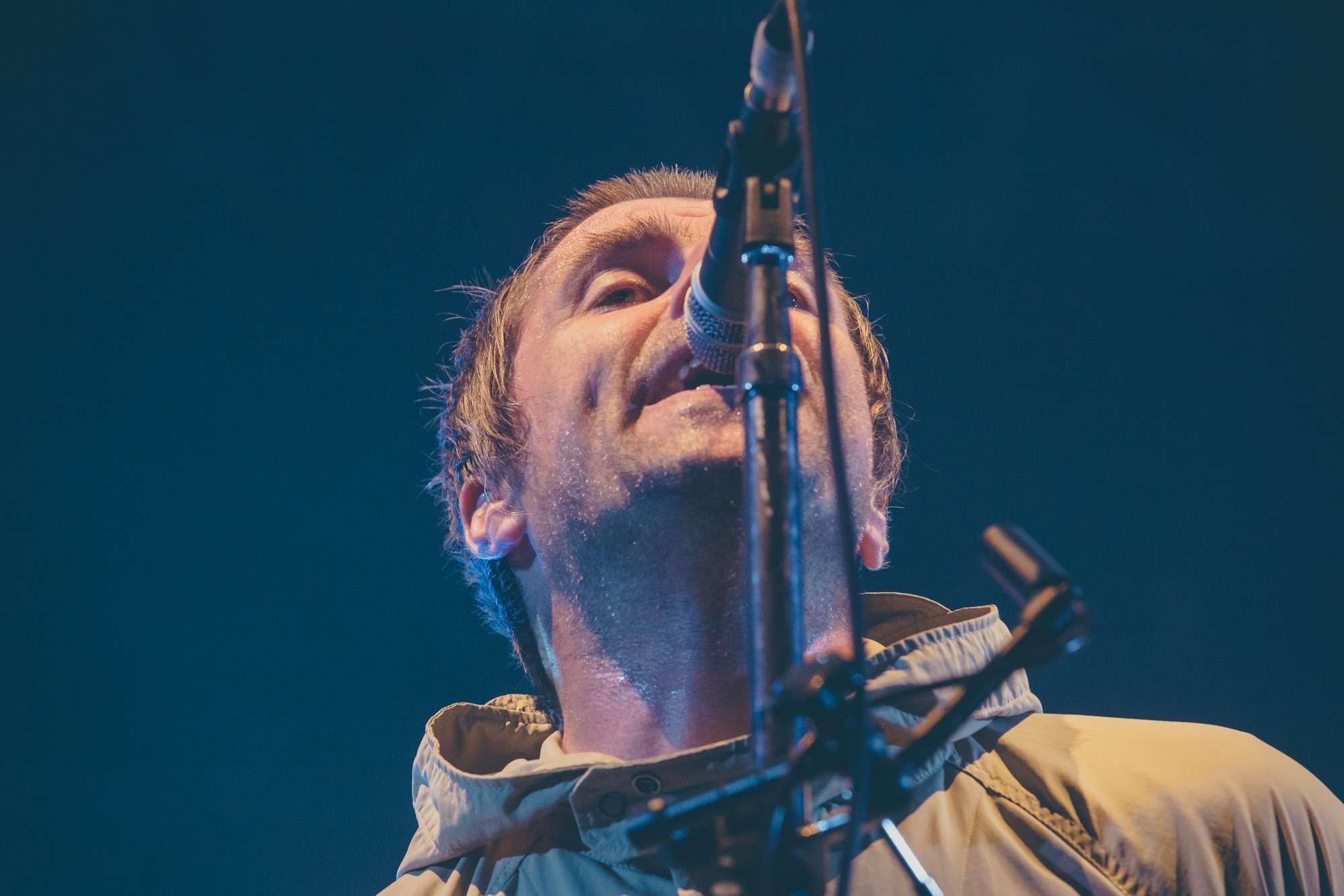 Liam Gallagher infiamma il Medimex