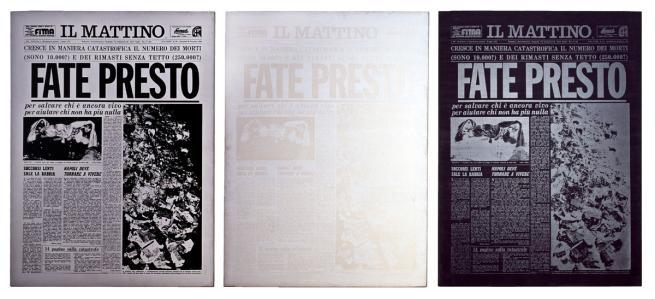 Andy Warhol sotto il Vesuvio A Napoli la mostra