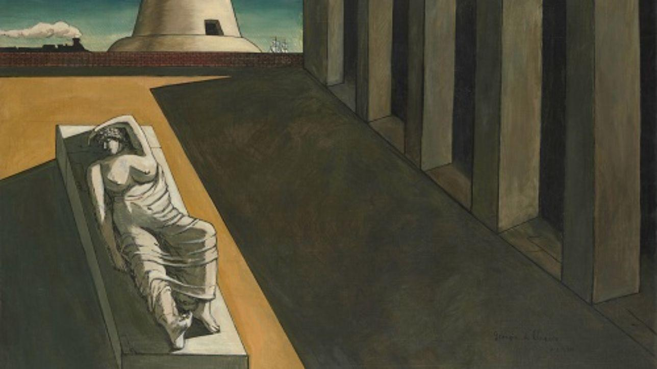 Giorgio de Chirico torna a Milano cinquant'anni dopo l'ultima mostra
