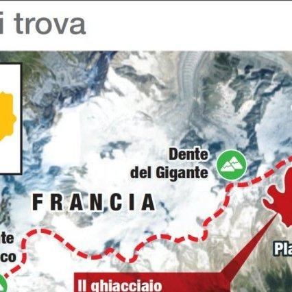 Monte Bianco, il ghiacciaio Planpincieux a rischio crollo
