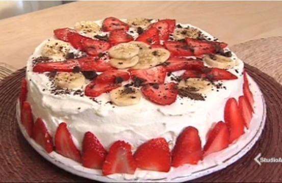 Torta Di Compleanno Cotto E Mangiato