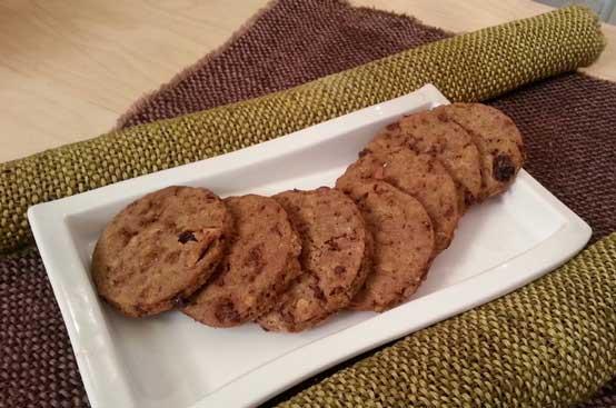 Biscotti colazione al muesli