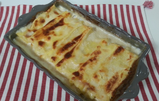 Cannelloni di patate