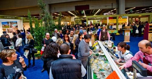 Arezzo: Agrietour agriturismi in fiera
