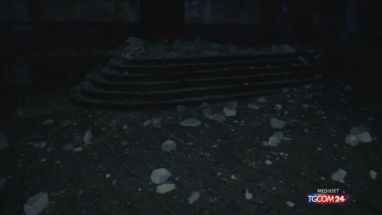 Catania, terremoto a Zafferana Etnea: le prime immagini del nostro inviato