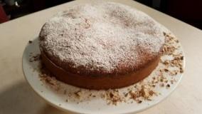 Torta morbida alla crema