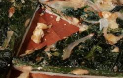 Torta brisé bietole e gorgonzola