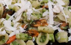 Orecchiette broccoli e cozze