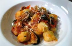 Gnocchetti cozze e fagioli